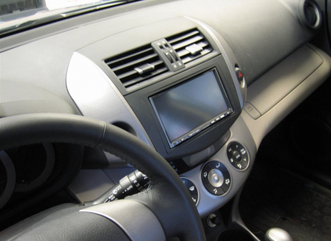 Toyota Rav 4 2006. Car Cinema-Navigation kenwood DDX-6029.