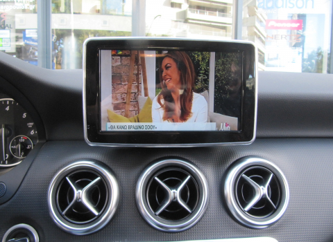 Mercedes A180, (W176) Lm ΑΝ336 Multimedia-Navigation Android.