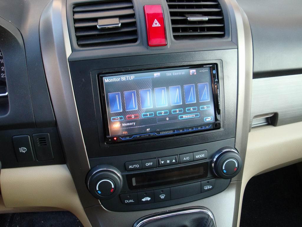 Honda crv car cinema navigation kenwood dnx8220bt veba for Honda apple play