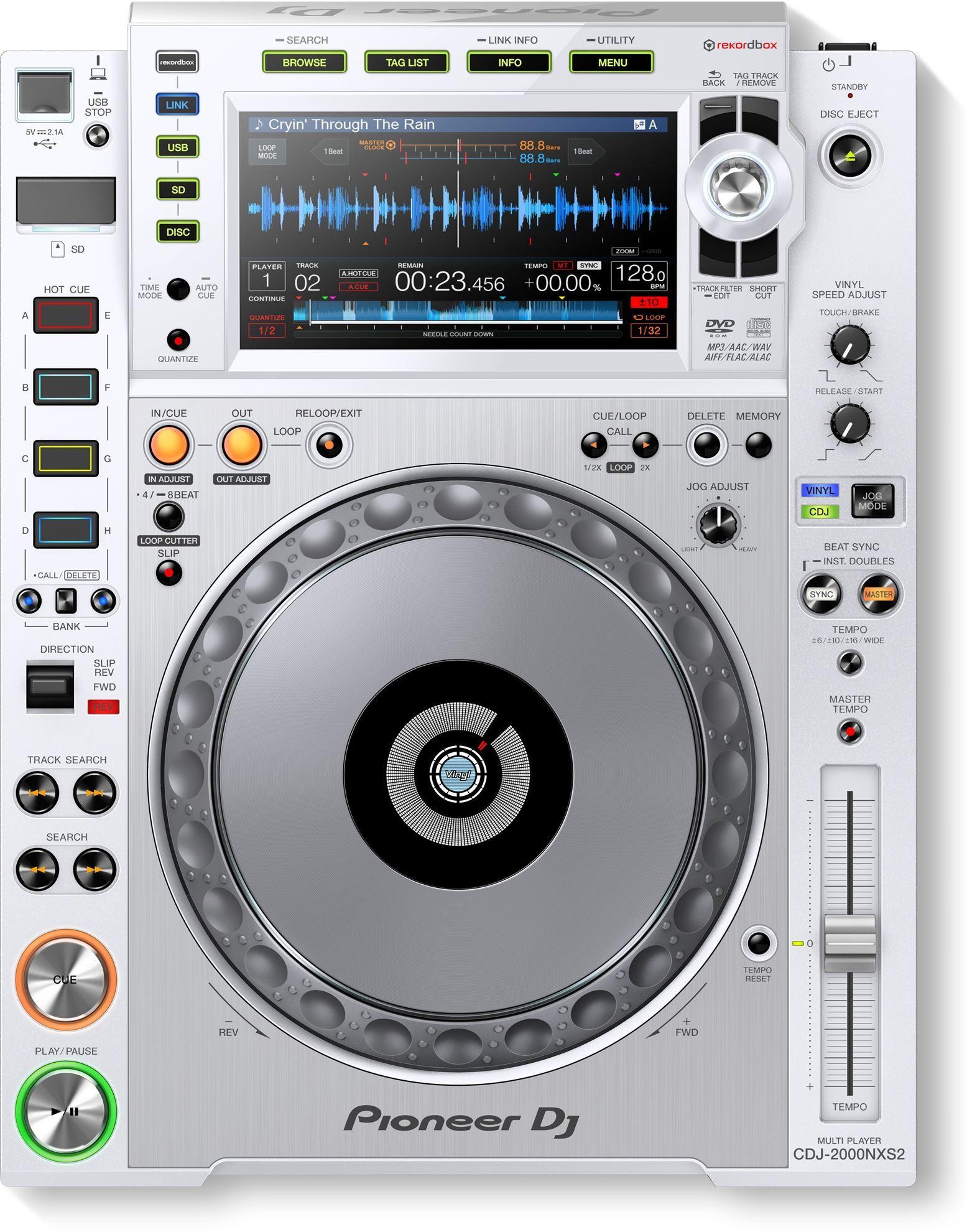 CDJ-2000NXS2-W 112f0b5f621e