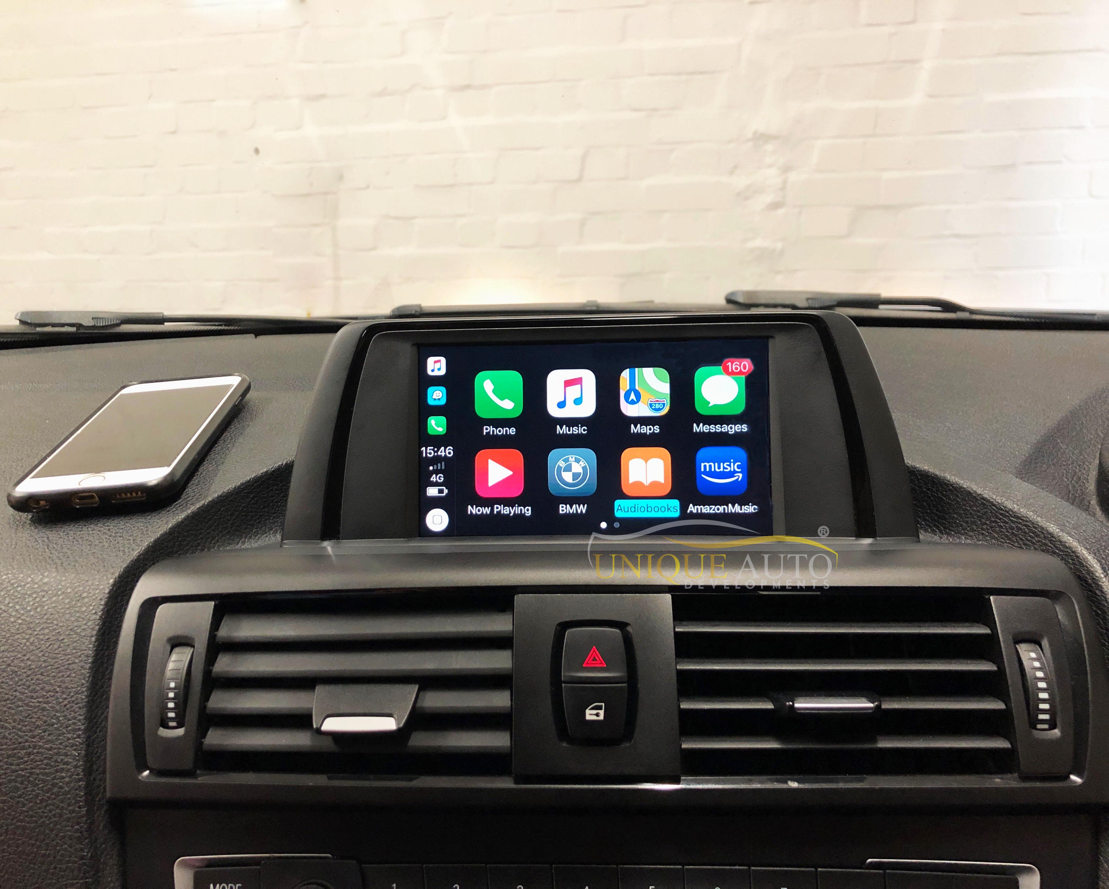 Apple Car Play: Wireless Apple CarPlay Android Auto NBT EVO