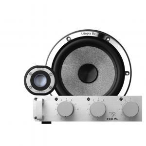 KENWOOD front haut-parleur-set compo pour Mercedes CLK c208-1997-2002